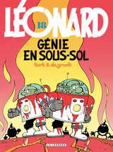 Léonard - Génie en sous-sol / 18 【フランス語版】
