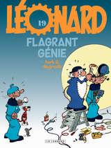 Léonard - Flagrant génie / 19 【フランス語版】