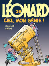 Léonard - Ciel, mon génie ! / 20 【フランス語版】