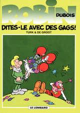 Robin Dubois - Dites-le avec des gags  ! / 5 【フランス語版】