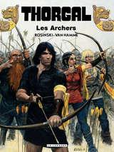 Thorgal - Les Archers / 9 【フランス語版】