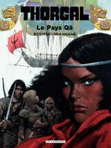 Thorgal - Le Pays Qâ / 10 【フランス語版】